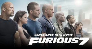 fast and furious 7 tainia drasis me vin diesel