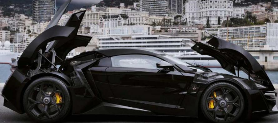 Τα 10 πιο ακριβά αυτοκίνητα στον κόσμο για το 2017!