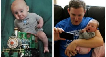 19 Αστείες εικόνες με έκπληκτα μωρά!