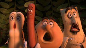 sausage party cartoon gia oles tis ilikies