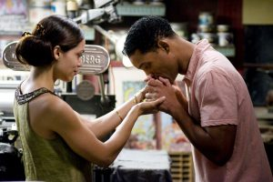 seven pounds drama movie