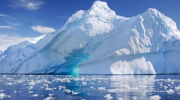 pagos antarktiki ikones