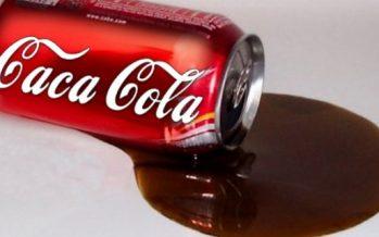 Η Coca-Cola σταμάτησε την παραγωγή αφού βρήκε αυτό στα κουτιά της!