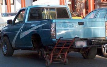 13+1 Περίεργες επισκευές και πατέντες αυτοκινήτων!