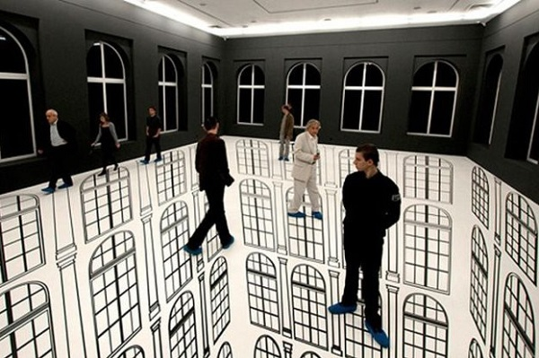 illusionary photos