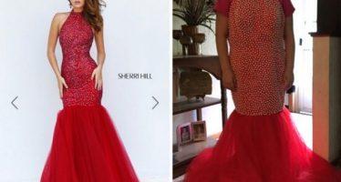 15 Γυναίκες που μετάνιωσαν για το φόρεμα που αγόρασαν online!