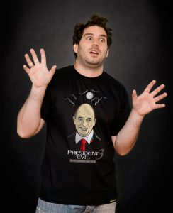 resident evil t-shirt aggouria.net