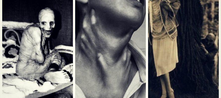 18 Ασπρόμαυρες φωτογραφίες που θα σε κάνουν να ανατριχιάσεις!
