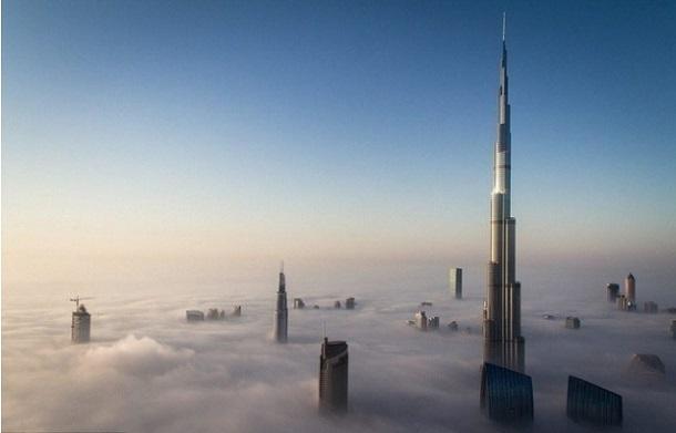 Burj Khalifa eikones