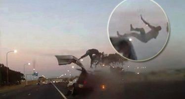 19 Ατυχήματα στον δρόμο που θα σε σοκάρουν!