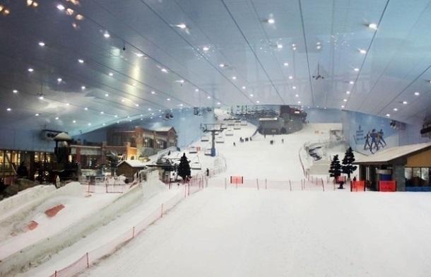 pista ski