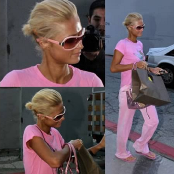 paris hilton asties emfaniseis