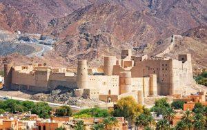 to kastro tou Oman