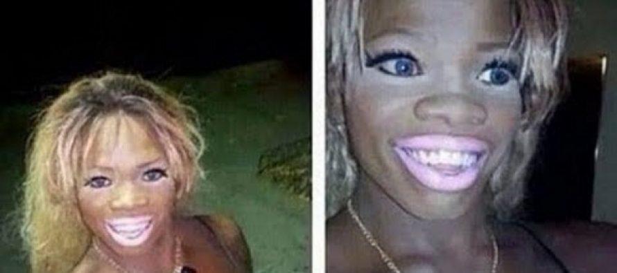 Γυναίκες που δεν το χουν καθόλου με το μακιγιάζ!