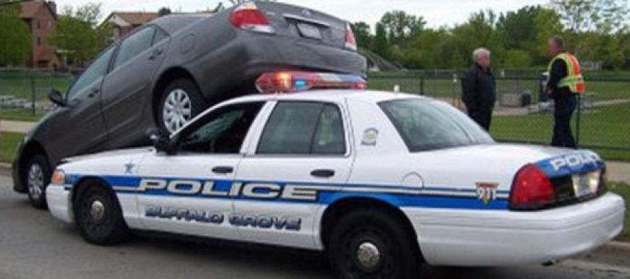 15 Αυτοκινητιστικά ατυχήματα που είναι απίθανο να συμβούν!
