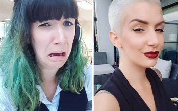 18 Άτομα που έκοψαν τα μαλλιά τους και άλλαξαν τελείως!