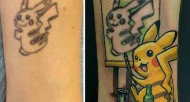 13 Φορές που τα Cover up τατουάζ έσωσαν ένα σχέδιο!