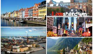 Οι 15 πιο ευτυχισμένες χώρες όλου του κόσμου!