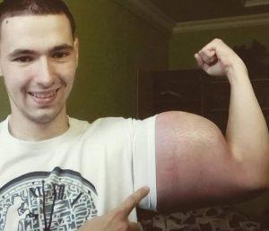 bodybuilder mpratsa