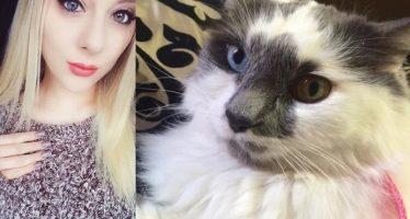 16 Άνθρωποι και ζώα που έχουν ετεροχρωμία στα μάτια!