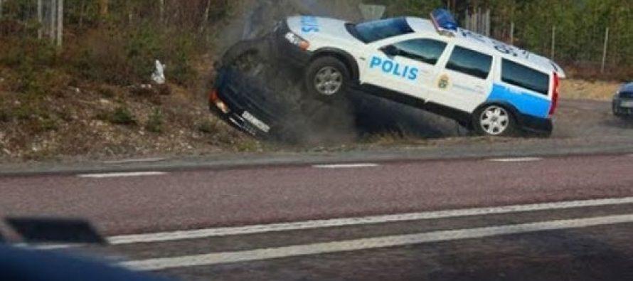 9 Καταδιώξεις της αστυνομίας που έληξαν άδοξα για τους οδηγούς!
