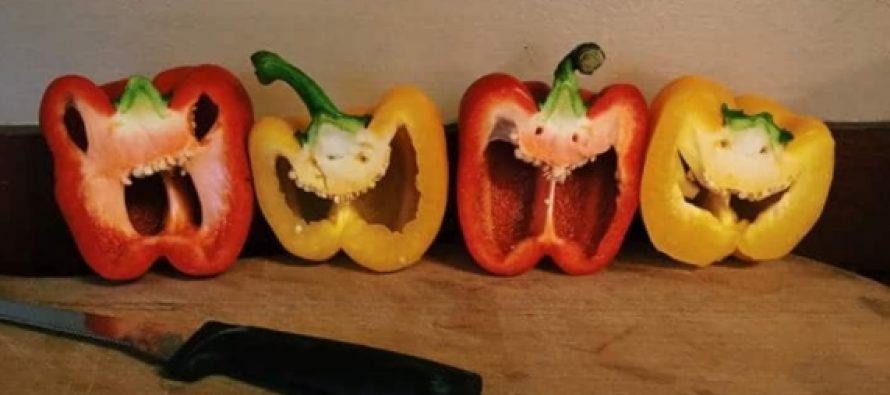 15 Λαχανικά με τρομακτικά και περίεργα σχήματα!