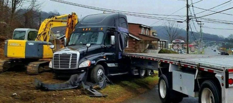 Οδηγοί φορτηγών που δεν θα έπρεπε να έχουν ούτε πατίνι!
