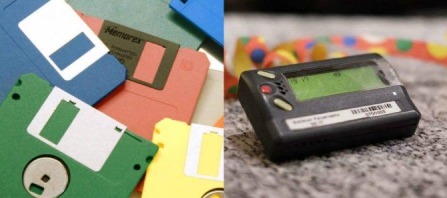 8 Ξεπερασμένες τεχνολογίες που υπάρχουν ακόμα και σήμερα!