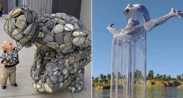 11 Εντυπωσιακά κτίρια & έργα τέχνης που υπάρχουν στον κόσμο!