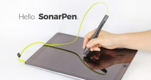 kickstarter smart pen gia ipad