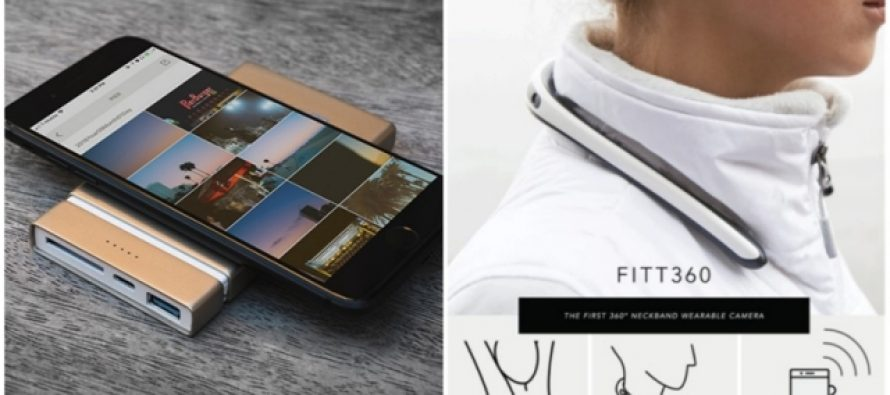 Τα 5 καλύτερα προϊόντα του Kickstarter για το 2018!