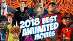 animated movies 2018