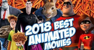 15 Ταινίες κινουμένων σχεδίων που θα βγουν το 2018!