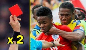 Οι 25 πιο επικές κόκκινες κάρτες στην ιστορία του ποδοσφαίρου!