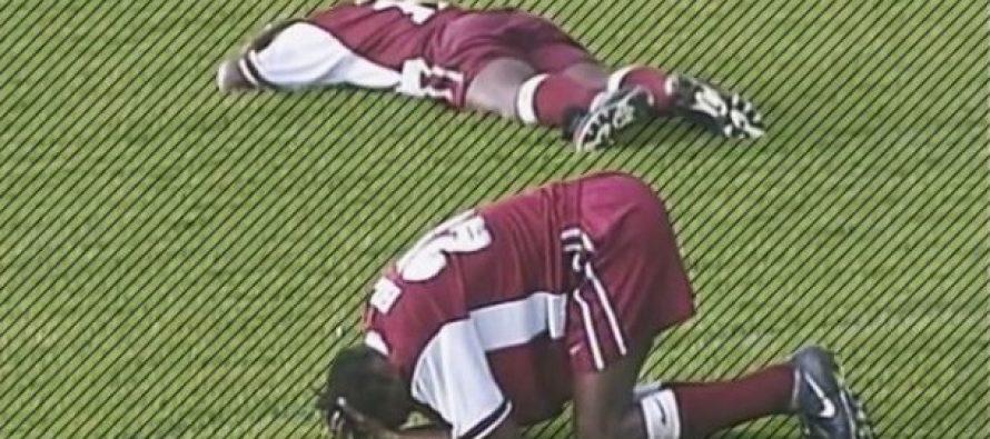 4 Φορές που διακόπηκε αγώνας ποδοσφαίρου από αστραπή!