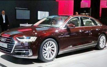 Το νέο Audi A8 είναι από τα πιο υπερσύγχρονα αυτοκίνητα!