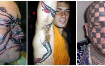 Τα 10 πιο περίεργα σχέδια για tattoo!