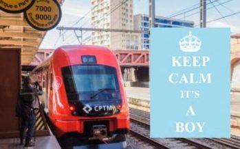 Δωρεάν μετακινήσεις σε μωρό εξαιτίας της γέννησης του σε τρένο!