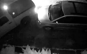 Χαζός κλέφτης αποφάσισε να κλέψει το λάθος αυτοκίνητο!
