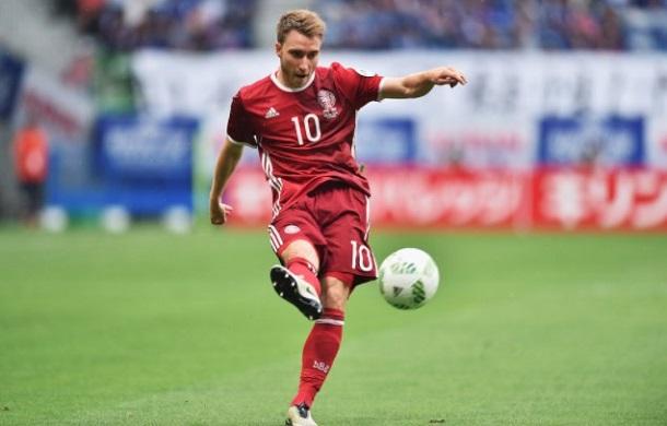 Christian Eriksen dania