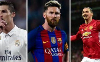 Οι 10 πιο πλούσιοι ποδοσφαιριστές στον κόσμο!