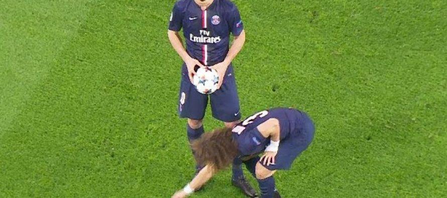 Οι πιο αστείες φάσεις στο ποδόσφαιρο με σπρέι διαιτητών!