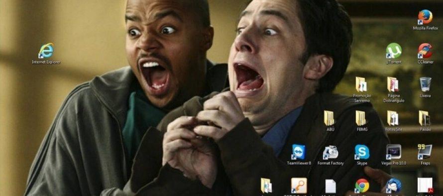 15 Έξυπνα wallpapers που μπορείς να βάλεις στον υπολογιστή σου!
