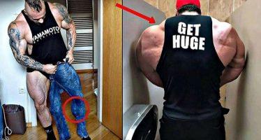 8 Δυσκολίες που αντιμετωπίζουν οι bodybuilders!