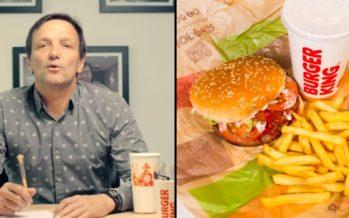 To Burger King δίνει 25.846$ σε όποιον φάει το νέο burger!