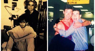 14 Σπάνιες φωτογραφίες από celebrities πριν γίνουν διάσημοι!