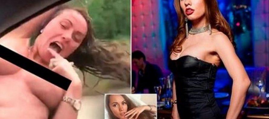 35χρονη πέθανε βγάζοντας το κεφάλι από κινούμενο αμάξι!