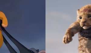 Ο βασιλιάς των λιονταριών τότε και τώρα (1994 vs 2018)